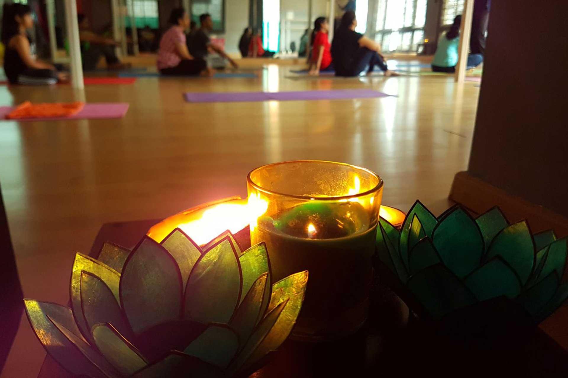 kriss yoga
