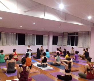 Yoga training center in kerala